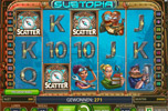 Tomb Raider Secret of the Sword slot - spil gratis nu